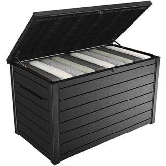 KETER ONTARIO BOX MŰANYAG KERTI LÁDA 850L